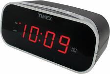 Timex T121BX Elect. Digital Alarm Clock with 0.7-Inch Red Display ,Original