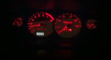 S14 Red Cluster LED Bulb kit 240sx Kouki Zenki Silvia (1995-1999)