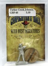 Knuckleduster GBF46 Turkey Creek Johnson (Gunfighter's Ball) Western Gunslinger