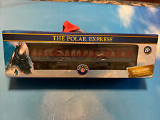 Lionel Polar Express Disappearing Hobo Car O Gauge train snow 6-84602