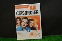 DVD C'EST PAS SORCIER NEUF SOUS BLISTER