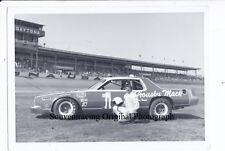 Ramo Stott 1975 NASCAR Original Daytona Stock Car Racing Photo Image