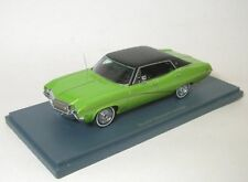 1 43 NEO Buick Skylark Sedan 1968 Greenmetallic/black