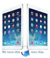 Apple iPad Air OEM Cracked Glass Screen Digitizer Replacement Repair Service