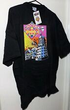 vintage licensed official doctor who dalek collector t shirts bbc enterprise ltd