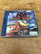 Speed Devils Sega Dreamcast Game Complete With Box & Manual