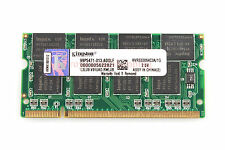 For Kingston 1GB DDR CL2.5 PC2700S 333MHZ 200Pin SO-DIMM For RAM Laptop Memory
