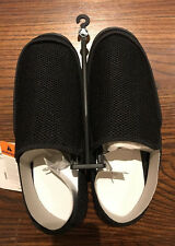 Crocs Mens Santa Cruz RX Black Loafer