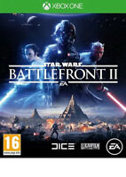 STAR WARS BATTLEFRONT II (2) XBOX ONE BRAND NEW FAST DELIVERY!