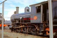 PHOTO  SOUTH AFRICAN RAILWAYS CLASS 6J EXPRESS PASSENGER 4-6-0 LOCO  NO 841 AT D