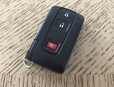 Keyless Entry Smart Remote Key Fob Shell Case Replace For Toyota Prius 2004-2009