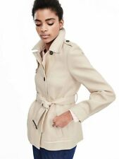 NWT New Banana Republic Women's Cropped Trench Coat Size S