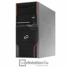 Fujitsu CELSIUS W510 Workstation i5-2500s 8gb RAM 250gb HDD Win 10+