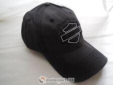 Harley DAVIDSON Femmes B & s Bar & shield Baseball Cap casquette bonnet strass bc104830