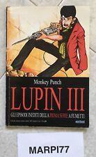 Lupin 3 III di Monkey Punch manga volume 2 di Orion
