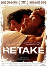 Retake - Gay Interest - Tuc Watkins, Devon Graye DVD Region 2 New