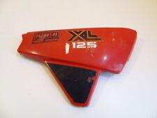Fianchetto laterale dx Honda XL 125 anno 1984