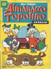 ALMANACCO TOPOLINO 1962 NUMERO 1