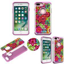 For ipod Touch 5 Diamond Bling Hybrid-Case-Slim-Shock-Proof Dual Layer Designer