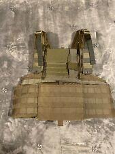 Eagle Industries Full RRV Plate Carrier Kit RLCS - Ranger Green