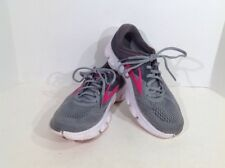 Brooks Anthem Women's Size 7 Gray/Pink Athletic Sneakers Running Shoes X1-609