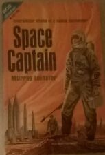 SPACE CAPTAIN Murray Leinster & MAD METROPOLIS Philip High (1966) Ace double pb