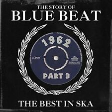 The Story Of Blue Beat 1962 The Best In Ska Part 3 (The Best In Ska) [CD]