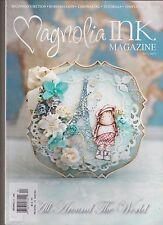 Magnolia Ink Magazine No 4 2013 Cardmaking Stamping