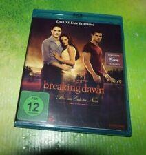 breaking dawn  Blu-ray