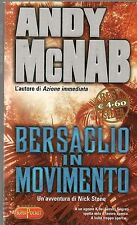 BERSAGLIO IN MOVIMENTO - ANDY McNAB