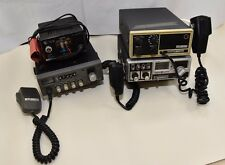 Lafayette 940 GE Pearce Simpson Radio Shack Cb Transceiver Power supply Lot