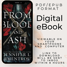 From Blood and Ash By Jennifer L. Armentrout ⚡Quick Link⚡