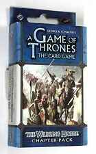A Game of Thrones LCG 1st Edition Chapter Pack THE WILDLING HORDE 60 Cards