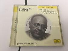 Zifferoticon Koenig Glob 2004 Gert Haucke CD NMINT 0602498197196 [LEM L] CD MINT