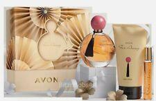 Avon Far Away Gift Set 50ml EDP body lotion 150ml purse spray 10ml comes in box