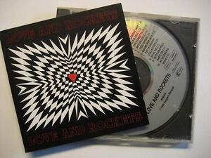 LOVE AND ROCKETS SAME CD