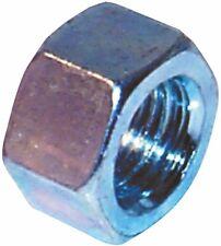 "Tuercas Hexagonales De Acero-UNF Imperial Cinc Plateado Qty 7/16"" X 50"