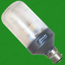 18W Philips SL*18 Worlds First CFL 1983 Vintage Light Bulb B22 Rare Antique