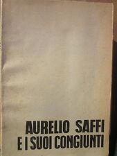 Mambelli - Aurelio Saffi e i suoi congiunti  - Mazzini - Repubblicani - Romagna