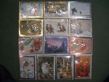 500 x Weihnachtskarten Weihnachtsgrußkarte holländischer Text Niederlande