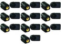 JR Products EF-PS30 Multi Purpose Lift Support End Fitting 10 PACK
