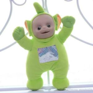 Teletubbie Teletubbies Dipsey Dipsy Green Plush Soft Stuffed Doll 10 inches tall