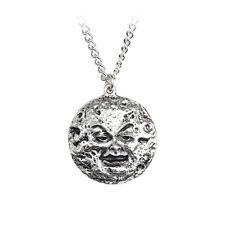 Man In The Moon Pendant Le Voyage dans la Lune Pendant Alchemy Gothic