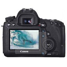 Screen Protector Displayschutz Glas 9H Oberflächenhärte für Canon 6D