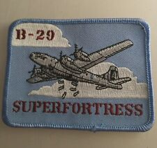 Vintage B-29 SUPERFORTRESS PATCH