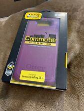Otterbox Commuter Series - Samsung Galaxy S8 - plum way