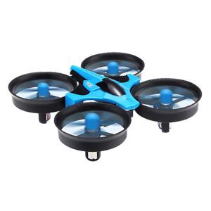 JJRC H36 Mini RC Drone 2.4G 4CH 6 Assi Headless Telecomando Quadcopter Blu