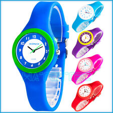 Analog wrist-watch XONIX, for ladies and kids, backlight, waterproof