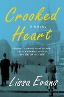 Crooked Heart: A Novel by Evans, Lissa