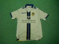 Leeds United Small Mens Home Football Shirt